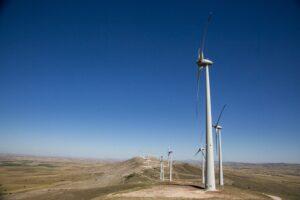 Polat Enerji rüzgar santrali