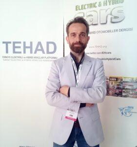 TEHAD Yönetim Kurulu Başkanı Berkan Bayram