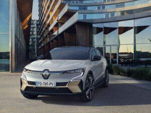 yeni Renault Megane Electric